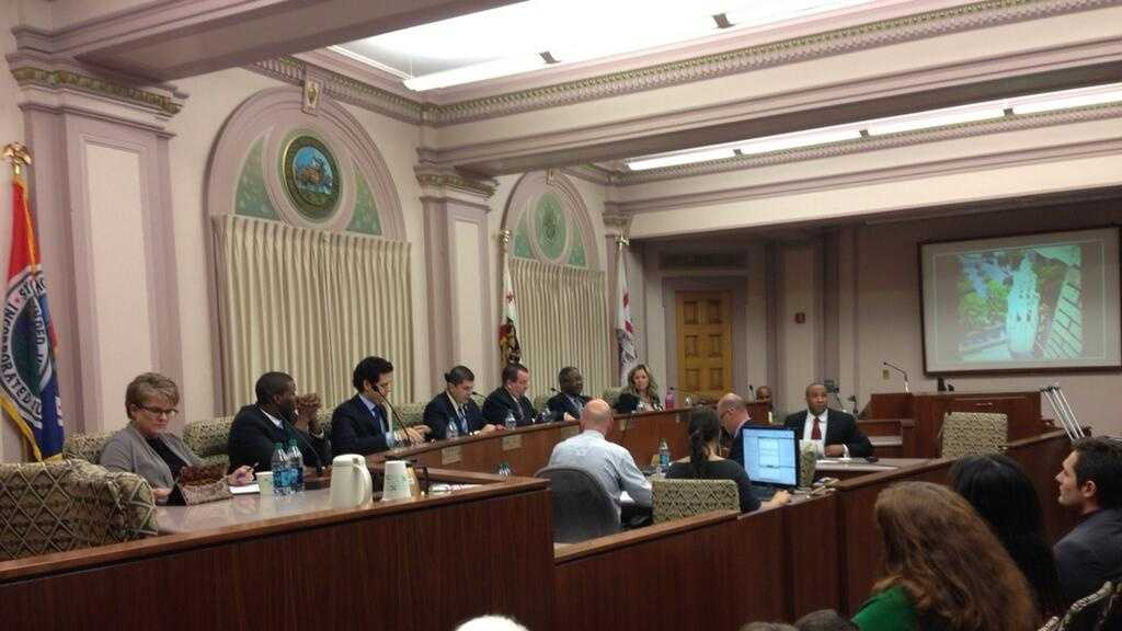 Stockton City Council (Dec. 3, 2013)