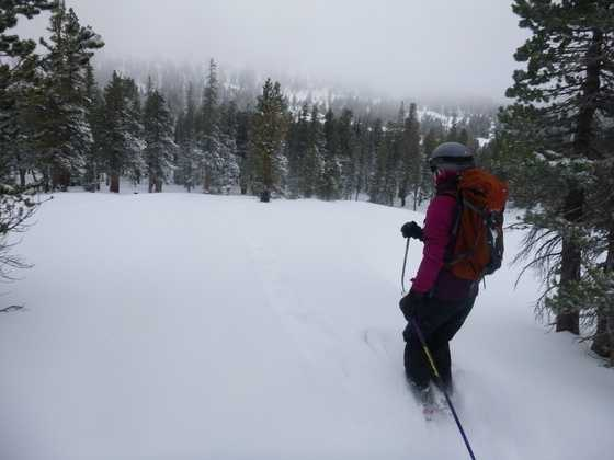 You can head to the mountains to ski or snowboard in fresh white powder.