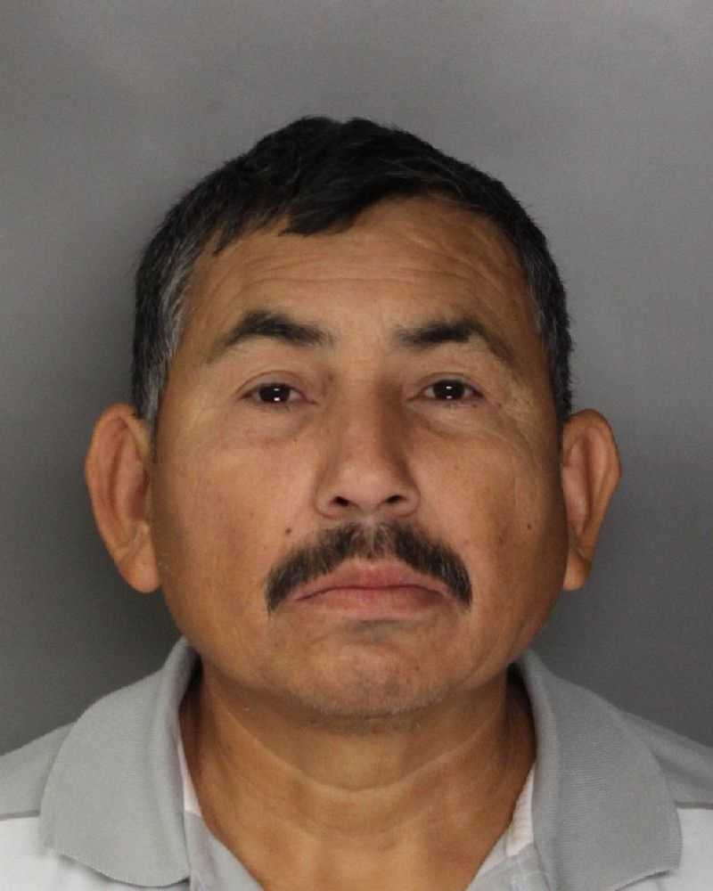 Genaro Olaguez was arrested in Sacramento in connection with the massacre of eight Mexican city officials, the U.S. Marshals Service said.