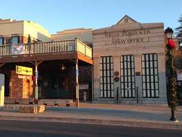 The Folsom Historical Society is currently located right next to the Wells Fargo and Company assay office on Sutter Street.