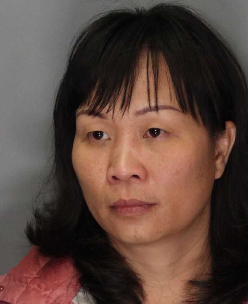 Eva Li was arrested on charges of cultivating marijuana and possessing marijuana for sale, according to Elk Grove police.