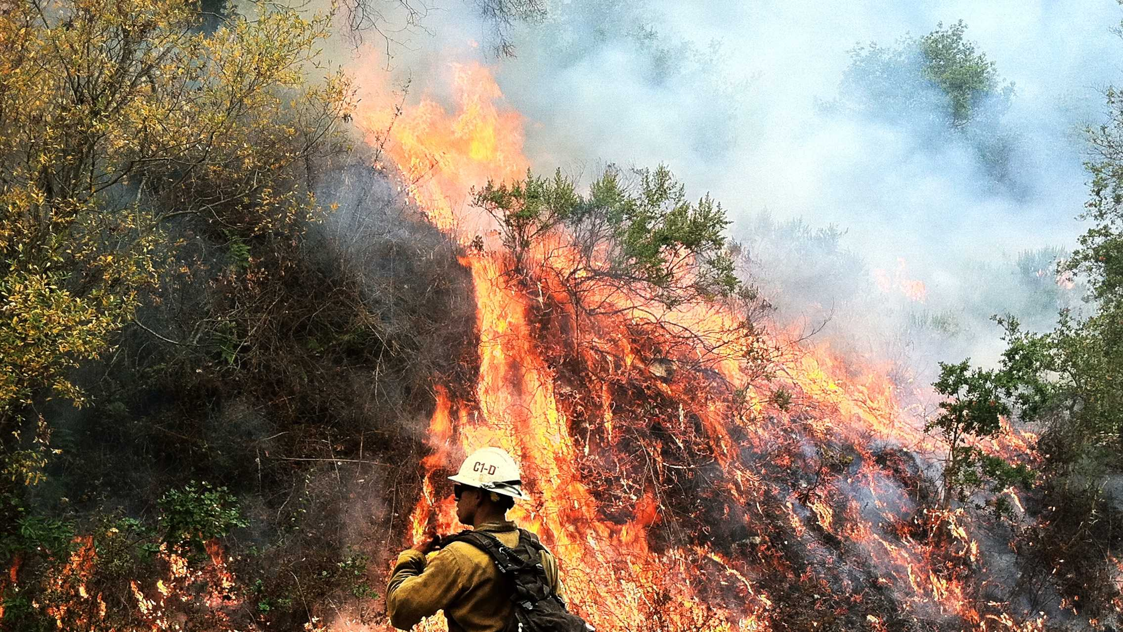 Big Sur fire Wednesday