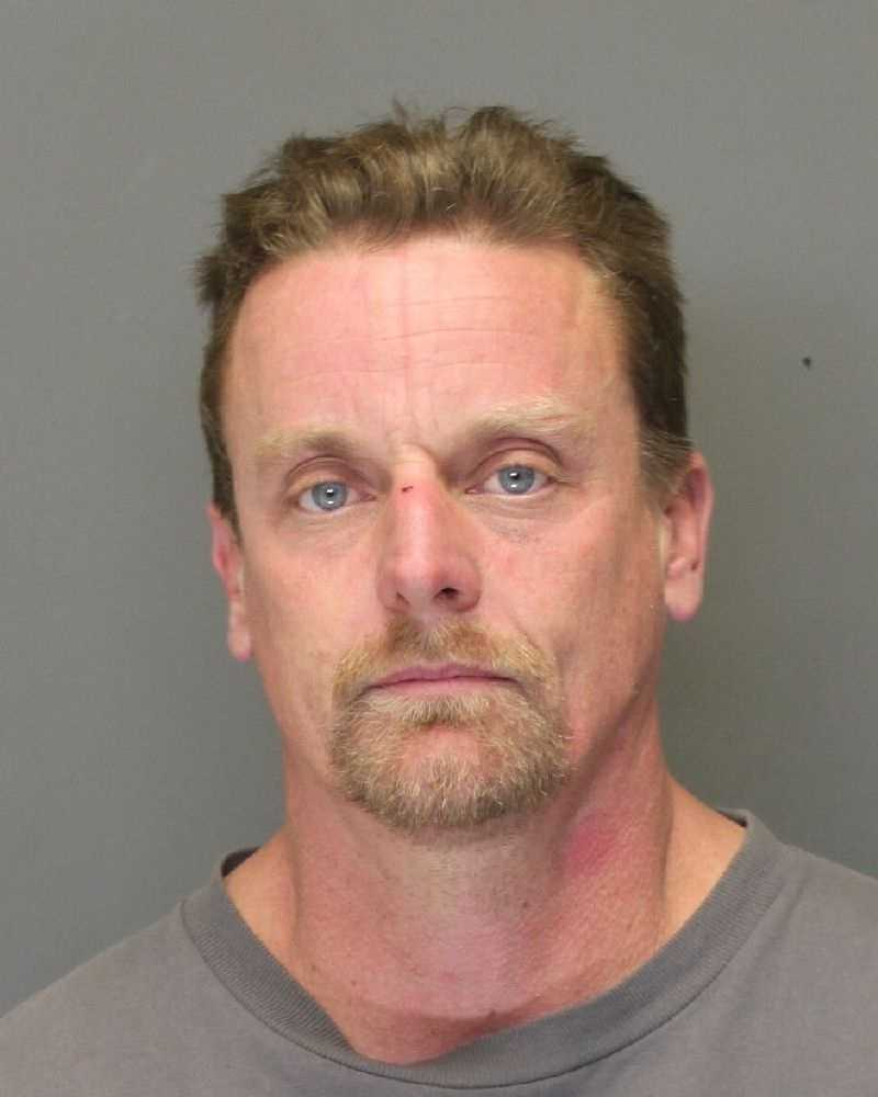Dennis Killough, 42, was arrested and charged with being a convicted felon in possession of a firearm, sale of an assault weapon, being armed with a firearm during a controlled substance offense and transportation of methamphetamine for sale, according to the U.S. Department of Justice.