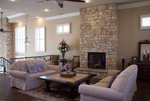 This home is one of about 160 custom lots in Folsom's Broadstone community.