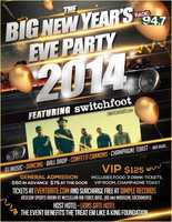 What: The Big New Year's Eve Party featuring SwitchfootWhere: Jackson Sports ArenaWhen: 7pm-2amClick here for more information about this event.