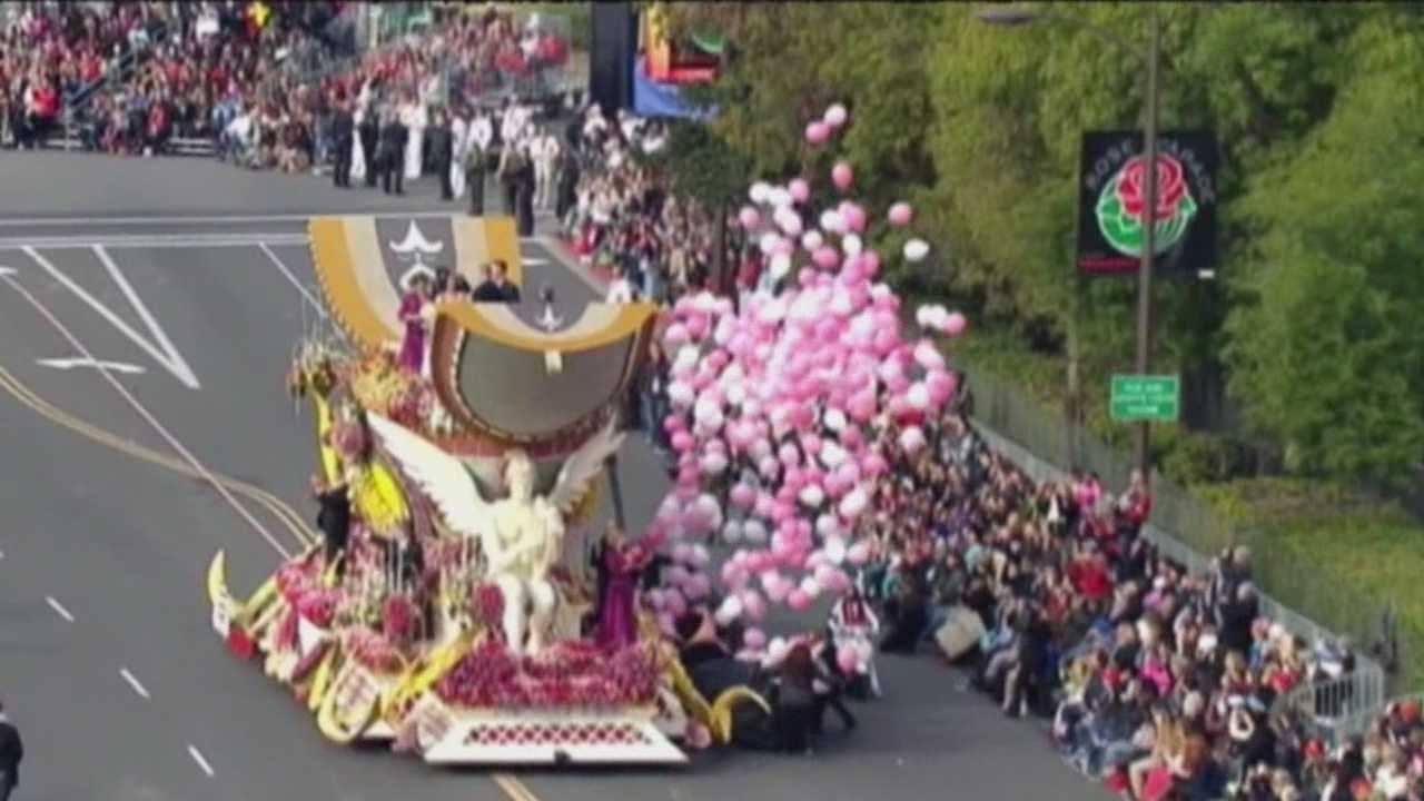 Growing controversy concerning Rose Parade