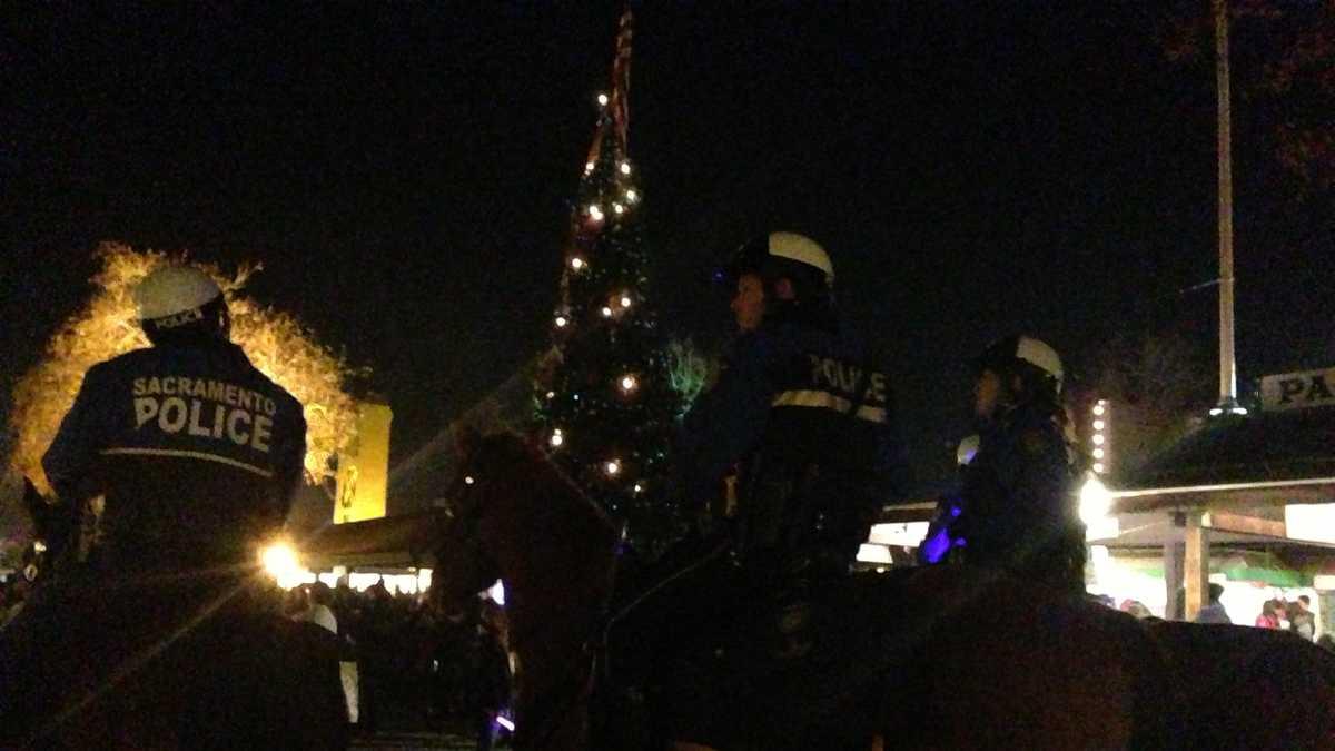 10 arrested in Old Sacramento during NYE celebration
