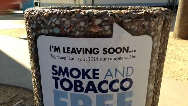 Uc smoking ban