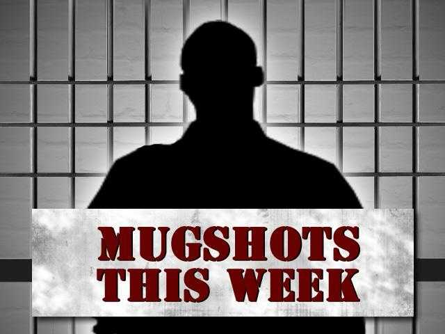 See mugshots from this week