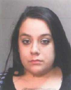 Desiree Bello, a 20-year-old Antioch resident, was arrested after leading authorities on a high-speed chase, the Solano County Sheriff's Office said. Bello also attempted to run away and now faces charges of evading an officer, causing injury to an officer and possessing a stolen vehicle.