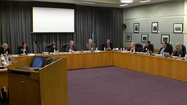 The State Board of Food and Agriculture met Tuesday to receive an update on California's current drought conditions.