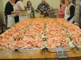 What: 40th Annual Crab & Shrimp FeedWhere: Scottish Rite CenterWhen: Sat 6pm-11:30pmClick here for more information on this event.