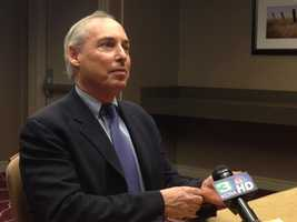 Dan Schnur said that he is running for secretary of state with no political party preference.