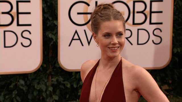 Amy Adams, 2014 Golden Globes