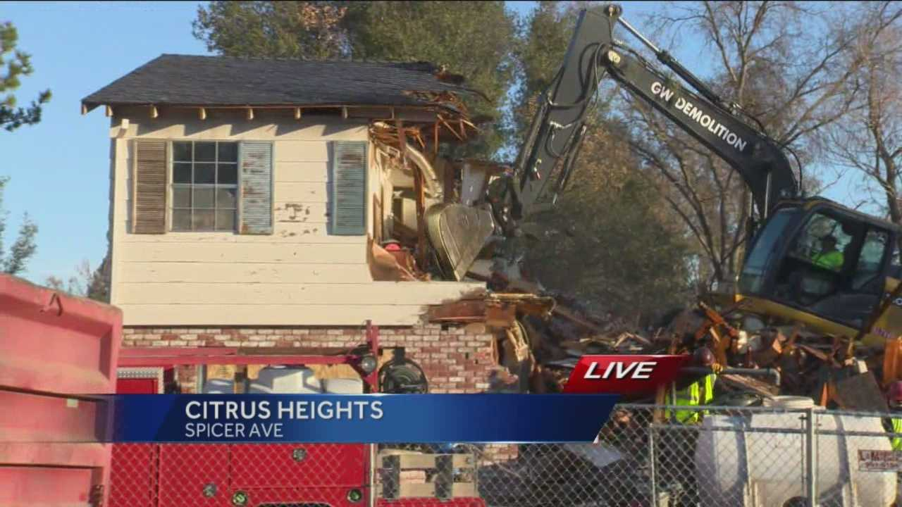 Neighbors had complained about the Citrus Heights home for more than 10 years.