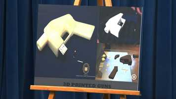 The senator said that new technology, including 3-D printers, has increase the threat posed by plastic weapons.