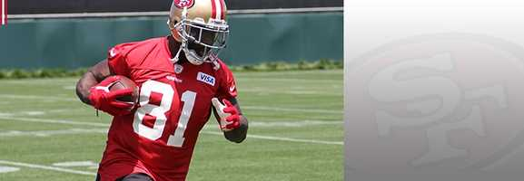 Wide receiver Anquan Boldin is looking to head back to the Super Bowl, but this time as a member of the 49ers. That could happen if Boldin is able to repeat his 8-catch-136-yard performance in Carolina on Sunday against Seattle . Read bio.