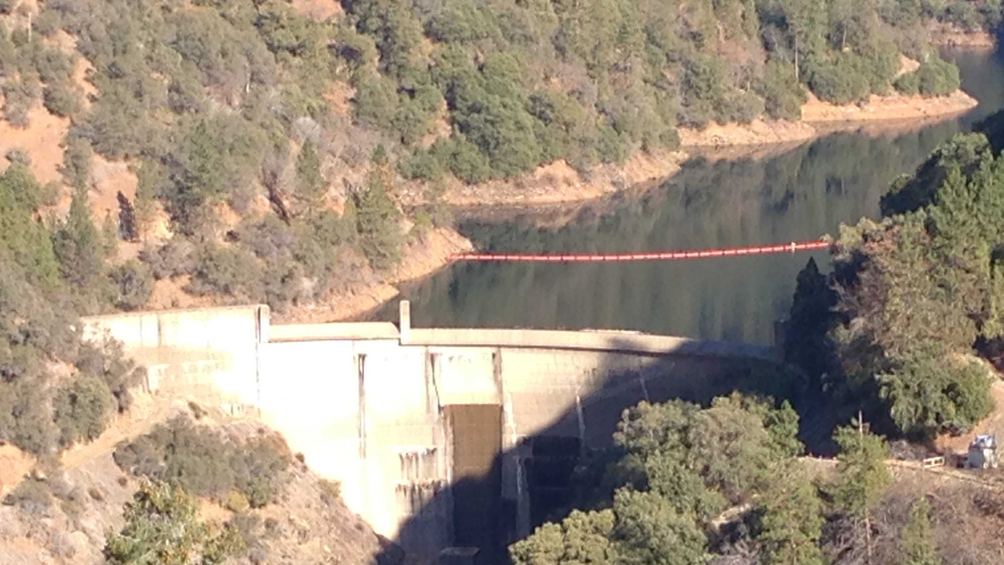 Slab Creek is one of 11 reservoirs used by SMUD for hydroelectricity production.