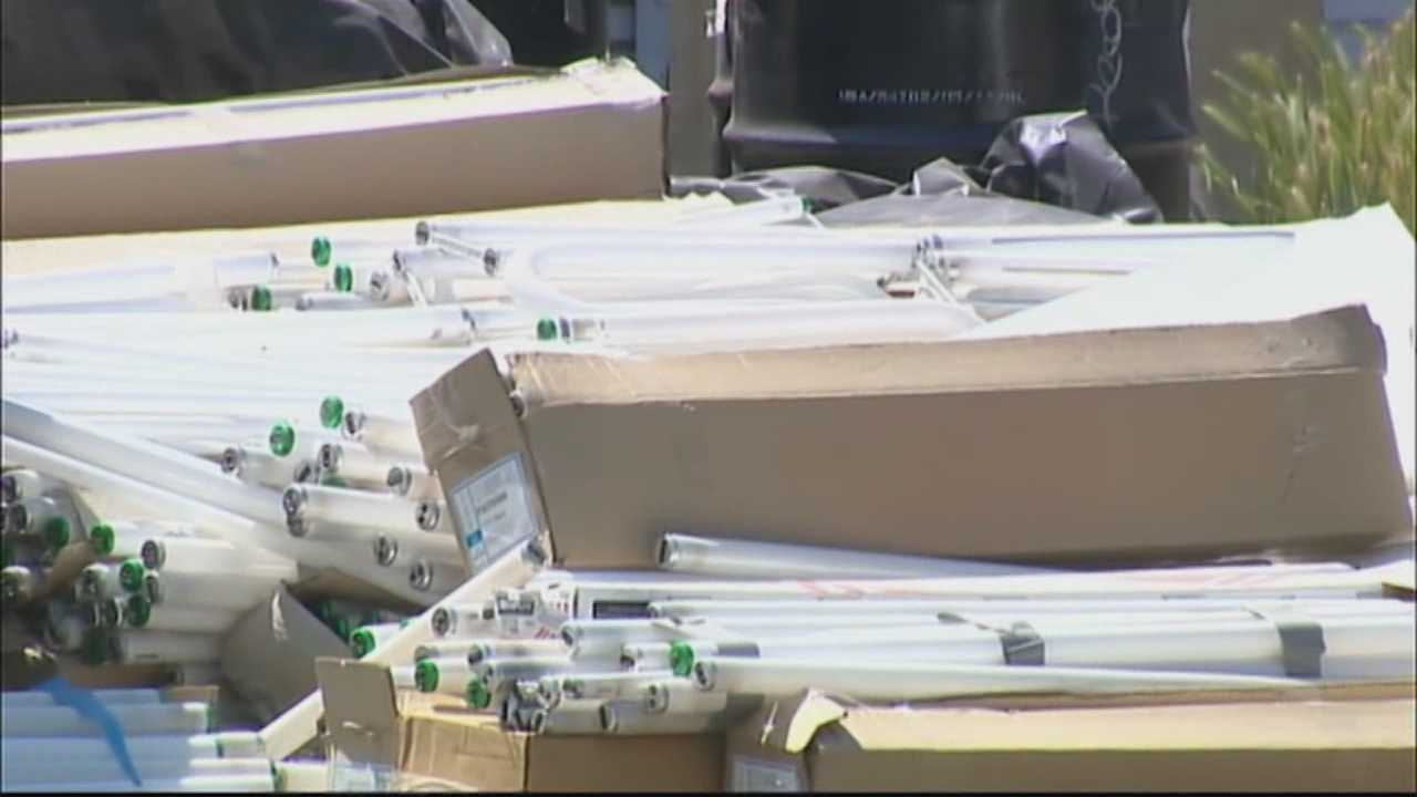 Hazardous waste recycler may face criminal charges