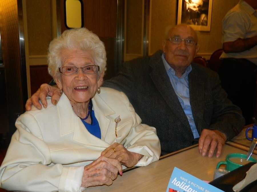 Nicolas and Rafaela Ordaz, of Tracy, celebrated their 80th wedding anniversary, and Nicolas celebrated his 100th birthday.