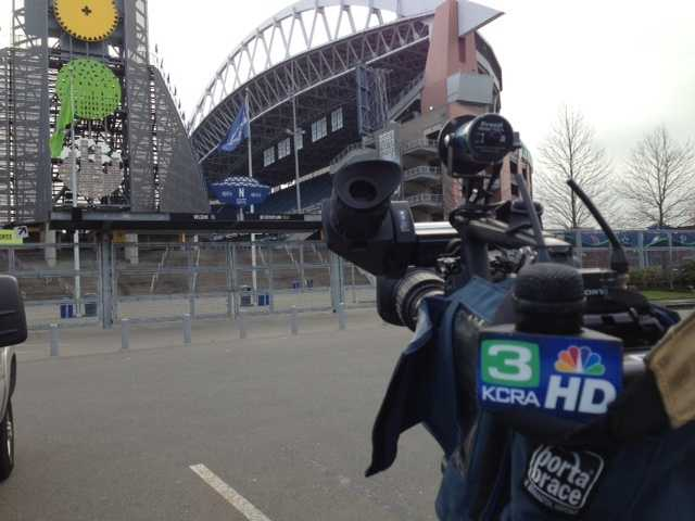 KCRA is live in Seattle for the NFC Championship game between the 49ers and Seahawks.