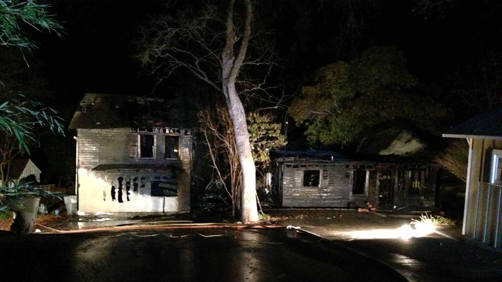Auburn House Fire