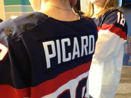 Women's ice hockey begins tournament play on Saturday.