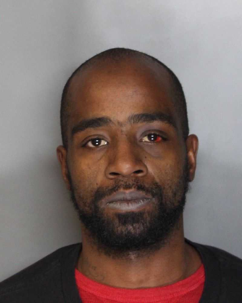 Marcaill Wormley, 31, was arrested on suspicion of fatally shooting a victim in front of an apartment complex in Sacramento, police said.