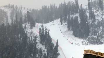 Get a behind-the-scenes look at KCRA's Olympic Zone show, which is broadcasting live during the Olympics from the Village at Squaw Valley.