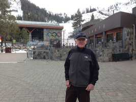 Meet Squaw Valley resident and the 1984 U.S. Olympic ski coach, Tom Kelly (Feb. 11, 2014).