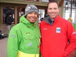 KCRA's Brian Hickey met up with some members of the Jamaican ski team at the 2010 Vancouver Olympics.