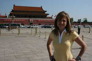 KCRA's Deirdre Fitzpatrick saw some of the major landmarks while in Beijing for the 2008 Summer Olympics.