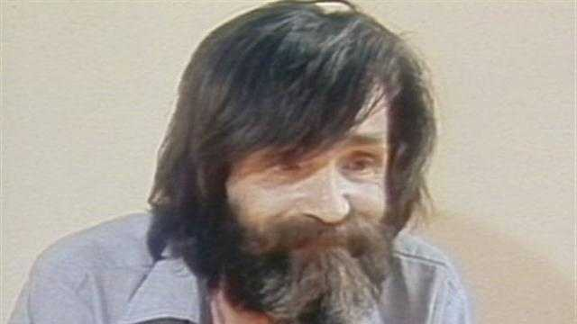Charles Manson, a former musician and member of the Manson Family, is possibly one of the most notorious killers in the nation after he was found guilty in connection with seven murders in 1969, including actress Sharon Tate. Manson's original death sentence was changed to life in prison in 1972. He is currently serving time at Corcoran State Prison, but also spent time at Folsom and San Quentin state prisons.