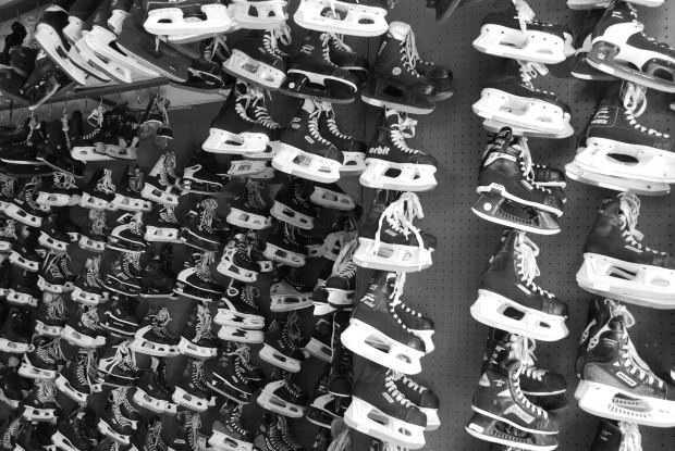 4. Ice skating: Find your inner figure skater at Skatetown in Roseville.Price: $9 general admission per person, $3.50 for skate rental