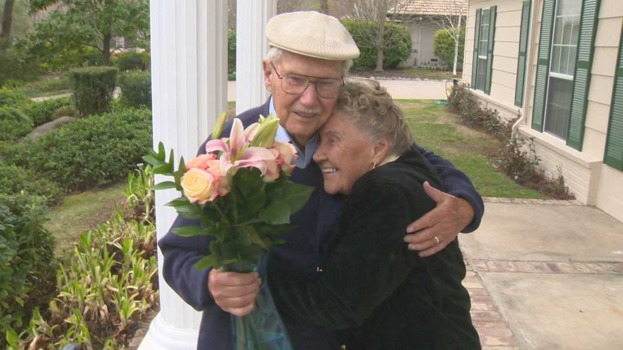 94-year-old Granite Bay woman on second date gives love advice