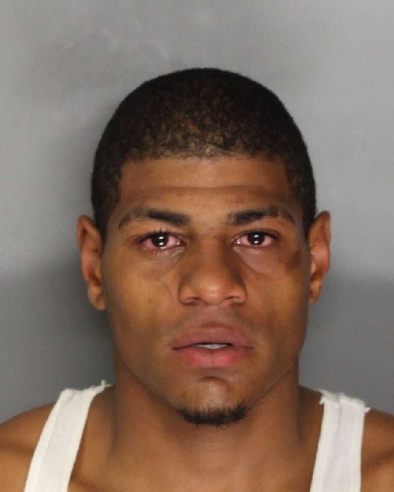 Michael Kennedy, 19, was taken into custody on outstanding warrants, but not before injuring three arresting officers, Sacramento police said.