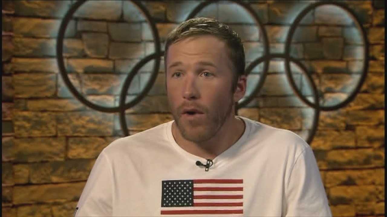 After winning the bronze in the Men's Super-G in Sochi, Franconia, New Hampshire native Bode Miller talked with Sula Kim.