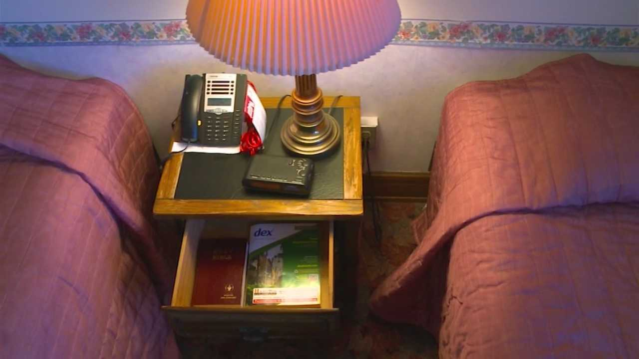 Bibles will be removed from guest rooms at Iowa State University's Hotel Memorial Union in Ames.