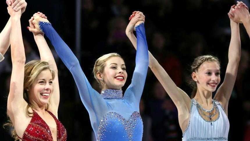 Getting to know San Jose figure skater Polina Edmunds