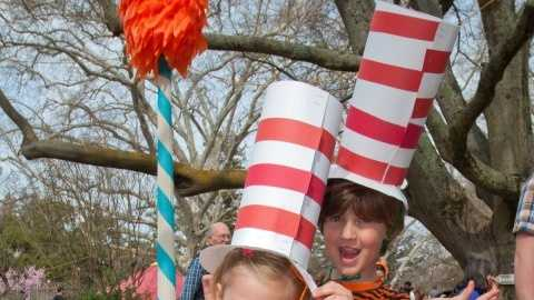What: Dr. Seuss' Birthday CelebrationWhere: Fairytale TownWhen: Sun 11am-3pmClick here for more information about this event.