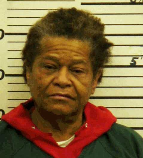 Cynthia Faye Garcia, 66, of Oroville, was arrested by New Mexico State Police on suspicion of transporting more than 100 pounds of marijuana with the intent to distribute, police said.