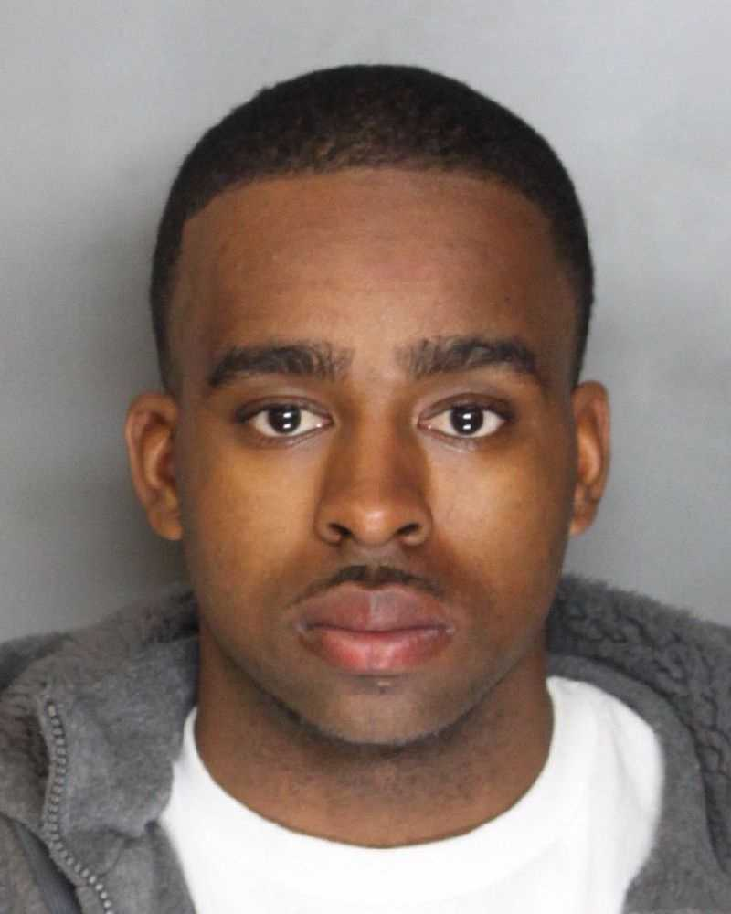 Treneil Joseph, 23, was arrested and charged with violating parole following a foot chase with officers in Sacramento, police said.