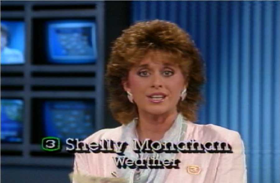 Shelly Monahan: 1986-1990, 1992-1997