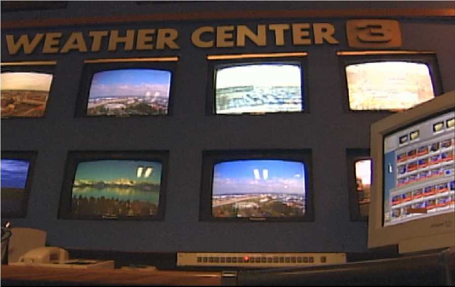 Take a look to see how many KCRA 3 weather team members you can recognize in this slideshow.