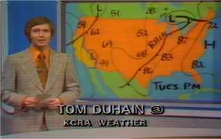 Tom DuHain: 1969-1979 (recently retired from KCRA 3)