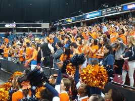 Del Oro started off strong, but the Cosumnes Oaks Wolfpack turned up the heat in the Div. II semifinal Sac-Joaquin Section basketball playoffs. Cosumnes Oaks will meet the Folsom Bulldogs in the Section finals after a 55-52 win over Del Oro.