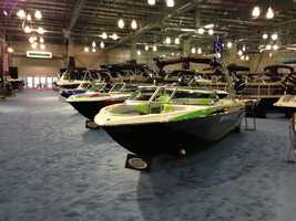 Boat dealers said despite the drought, they are predicting strong sales.