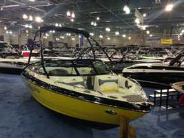 Prices for wakeboard and water ski boats range from $19,000 to more than $100,000.