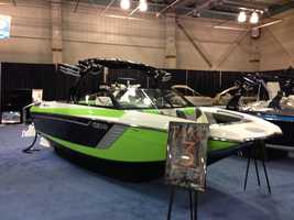 The boat show organizer added a temporary tent at Cal Expo to accommodate interest from more dealers.