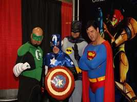 What: Wizard World Sacramento Comic ConWhere: Sacramento Convention CenterWhen: Fri 3pm-8pm&#x3B; Sat 10am-7pm&#x3B; Sun 10am-5pmClick here for more information on this event.